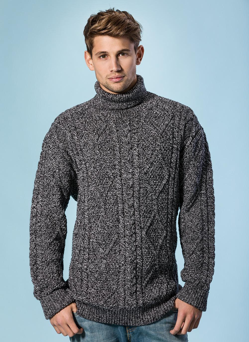 Lightweight Traditional Aran Mens Wool Sweater The Aran Sweater is a timeless wardrobe essential and a sweater for life. Worn for centuries by the fisherman of Ireland and popularized by Vogue in the 's, this rugged sweater is a true multi-tasker.