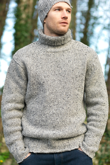 Mens Sweater Wool - Cashmere Sweater England