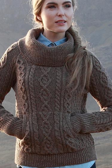 0fccd7d67848 Carraig Donn womens Sweater Preview