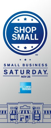 American Express Shop Small on Facebook - Small Business Saturday