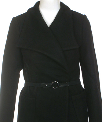 EMU Australia Lake Eliza Womens Wool Coat Blazer Jacket