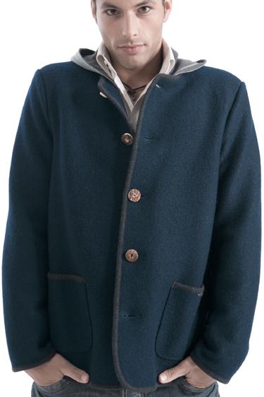 Geiger Of Austria Boiled Wool Jacket