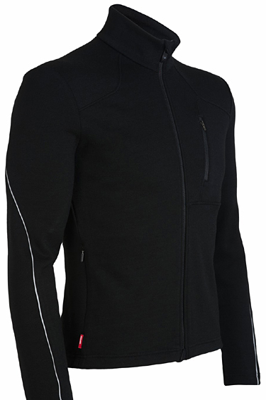 04b62df3993 Commute Crewe, Icebreaker New Zealand Mens Merino Wool GT Commute Jacket