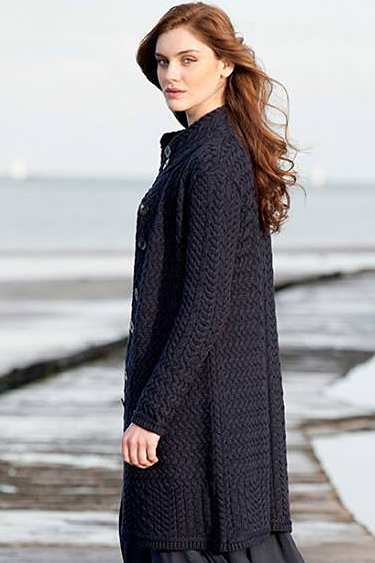 Ireland's Eye Sweater Womens Ladies Irelands Eye