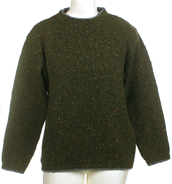 Mens Irelands Eye Sweater