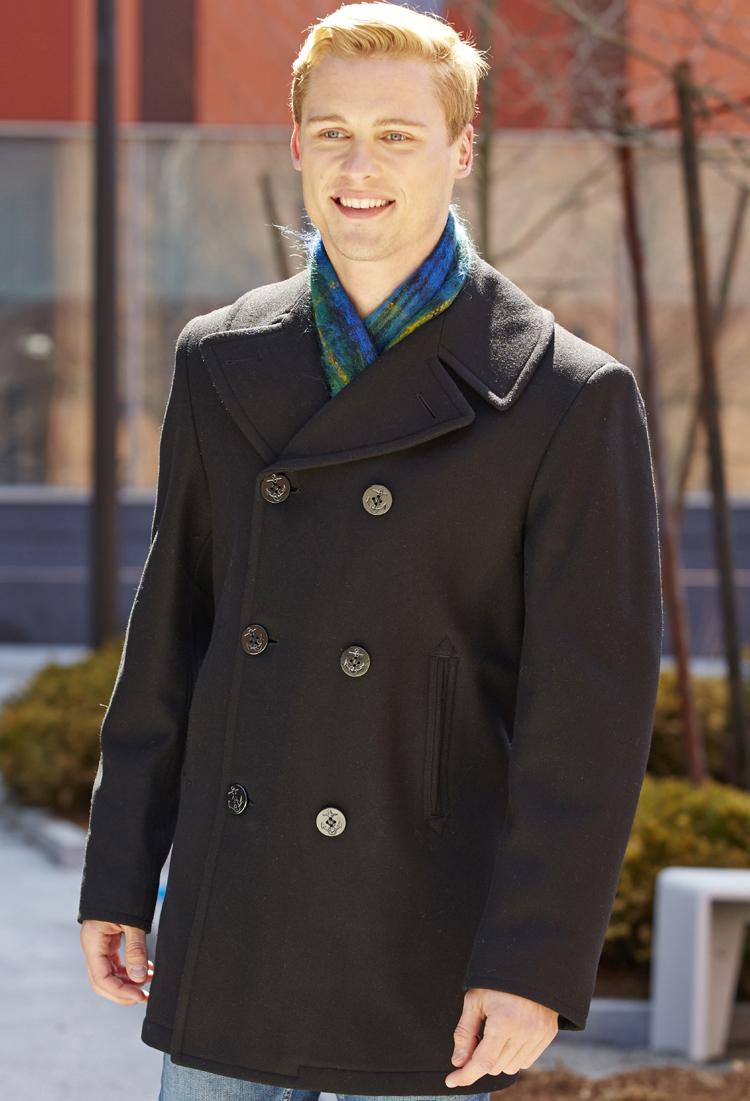 Sterlingwear Of Boston Peacoat