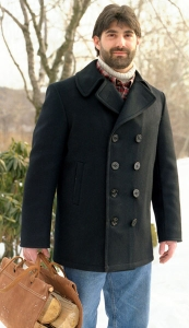 Sterlingwear Of Boston Peacoat