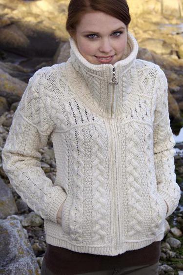 Womens Crew Neck Sweaters