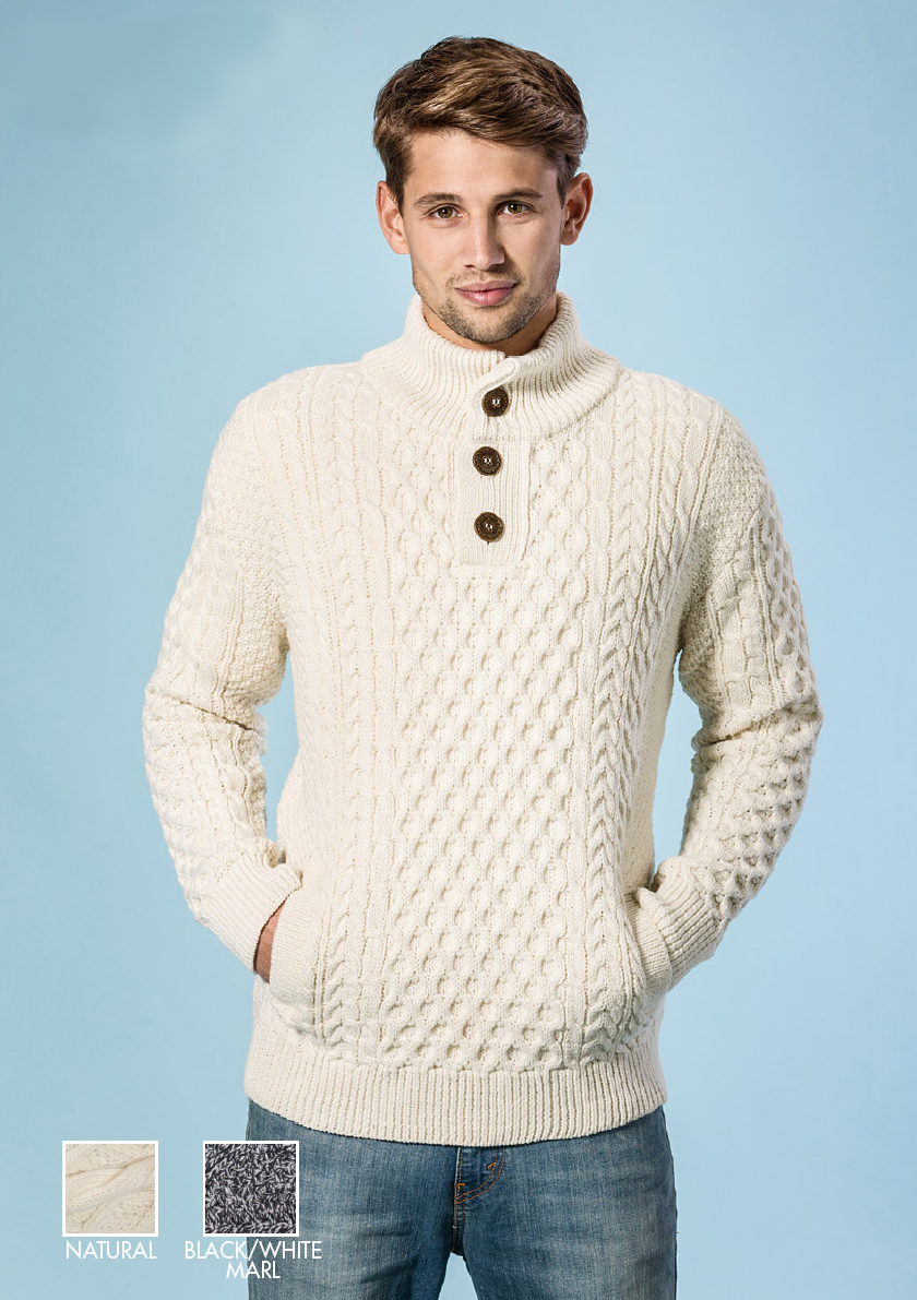Womens Fair Isle Sweater
