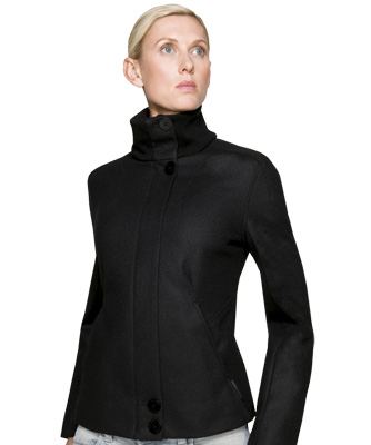 3017580e11f Odyssey Womens, Icebreaker New Zealand Womens Merino Wool Waist Length Coat -Odyssey
